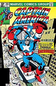"""Captain America (1968-1996) #262 (English Edition)"",作者:[DeMatteis, J.M.]"