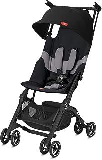 gb Pockit+ All Terrain 婴儿车 velvet 黑色