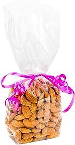 """热封三明治袋,热封食品袋,糖果袋 - 三角布袋 - 透明 - 2 x 1 x 5 英寸 - 100 ct 盒 - Bag Tek - 饭店 2.5"""" x 2.0"""" x 9.8"""" 2.5"""" x 2.0"""" x 9.8"""" RWP0315C"""