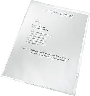 LEITZ 利市re:cycle 单片文件套(透明 25个/袋)