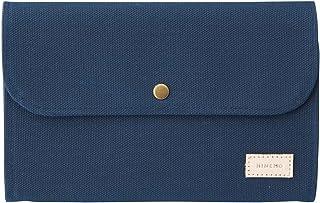 LIHIT LAB. HINEMO 手風琴袋 藏青色 A7906-11