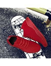 FOLOMI 飞织鞋 跑鞋 低帮鞋 休闲潮鞋 韩版帆布鞋 运动轻便鞋 透气 男鞋 椰子鞋 一脚蹬 跑步鞋 篮球鞋