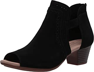 Clarks 女士 Valarie Trail 高跟涼鞋