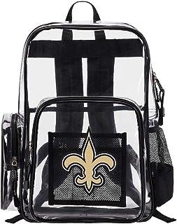 The Northwest Company New Orleans Saints NFL 立体透明背包