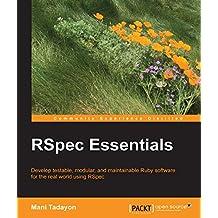 RSpec Essentials (English Edition)