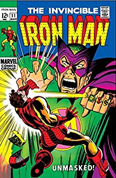 """Iron Man (1968-1996) #11 (English Edition)"",作者:[Goodwin, Archie]"
