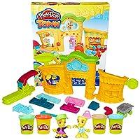 Hasbro 孩之宝 Play-Doh 培乐多彩泥 城市系列 趣味超市套装 B9415 (特卖)