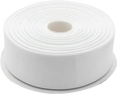 """罗缎丝带 白色 1-1/2"""" x 50 yards CG6001"""