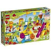 LEGO 乐高  拼插类 玩具  DUPLO 得宝系列 大型游乐园 10840 2-5岁 婴幼