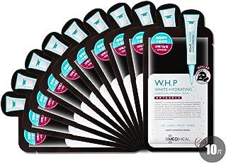 Mediheal 美迪惠尔 WHP 清洁美白竹炭针剂面膜 10片/盒(韩国品牌 )