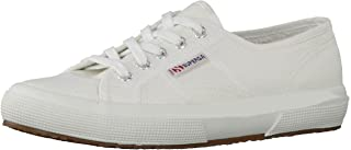 Superga 2750 系列 男 basic 基本款 生活休闲鞋 S000010-901 白色 40 (EU 40)