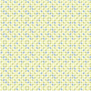 Magic Cover 粘附乙烯基粘附纸,用于搁板衬垫、抽屉衬垫和艺术和工艺品项目 Cardiff Citron 18''x20' 20F-18566-06