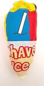 夏威夷可重复使用的杂货袋,中号 Shave Ice