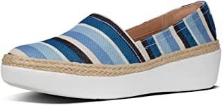 FIT Flop 舒适鞋 CASA Loafers-Stripey 女士