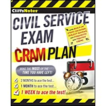 CliffsNotes Civil Service Exam Cram Plan (Cliffsnotes Cram Plan) (English Edition)