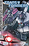 Transformers (2011-) #38: Days of Deception (Transformers: Robots In Disguise (2011-))