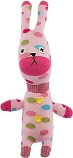 Sockabout Emiko 兔子 兔子 Sock 猴子毛绒儿童玩具 儿童填充动物