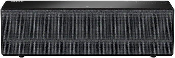 Sony 索尼 SRS-X88 无线蓝牙高解析音箱 发烧桌面音响 黑色