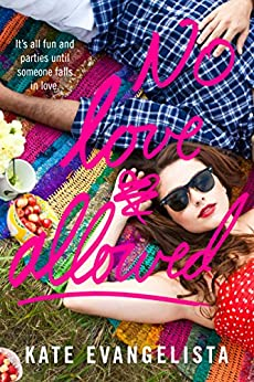 """No Love Allowed (Dodge Cove Trilogy Book 1) (English Edition)"",作者:[Evangelista, Kate]"