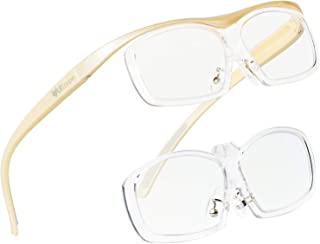 Kenko 可换镜片眼镜放大镜 Yui 放大镜