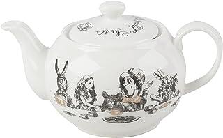 Victoria & Albert 爱丽丝梦游仙境杯和碟子 白色 11 x 14.5 x 13.5 cm 5200017
