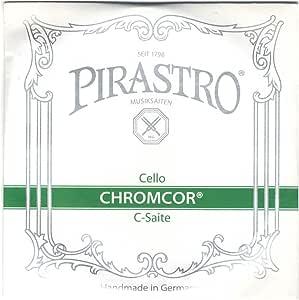 Chromcor 铬芯 樱桃弦 C线 钢铁 3/4 铬钢卷 3394