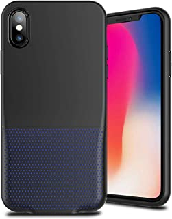 iPhone Xs Max - 音频 SDUO-AUDIO-S-IPHONE-XS-MAX-BLACK-BLUE  Duo.Black Blue