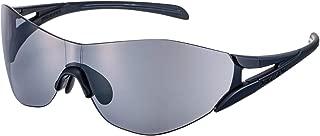 SWANS 日本制造 运动 太阳镜 高校棒球 官方战 新规则 对应太阳镜 (硬式棒球 软式棒球) 0001BB MBK マットブラック×マットブラック/スモーク