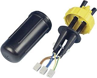 REV Ritter 0518549555 内胆包 IP68 4 x 5-14 毫米 黑色/黄色