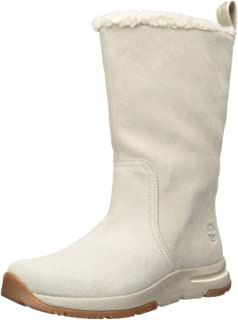 Timberland 女士 Mabel Town 防水套穿雪地靴