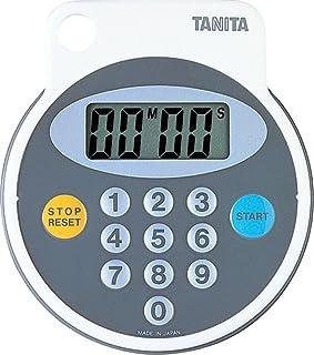 Tanta 计时器 防滴 100分钟 白色 5342-wh