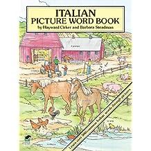 Italian Picture Word Book (Dover Children's Language Activity Books) (English Edition)