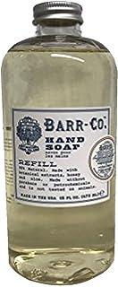 Barr Co Soap Shop 手动和身体补充装