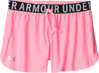 Under Armour 安德玛 女童短裤 Play Up Solid