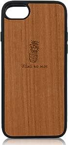 STARLAND (STARLAND) 苹果手机壳 热带世界 木制 摩比ip-6260104-7 iPhone8/7 菠萝