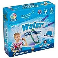 Science4you 397323 水科学套件教育科学玩具 STEM 玩具 - 多色
