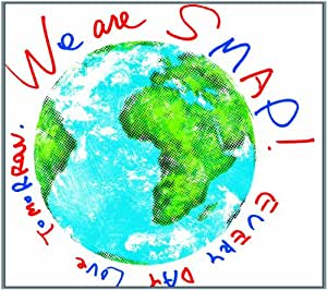 SMAP:We are SMAP!你好 SMAP!(2CD+限量SMAP专属环保袋)初回版