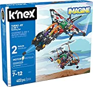 K'NEX Turbo Jet 2-in-1 Building