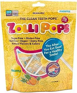 Zollipops-潔齒棒菠蘿-15Piece(s)