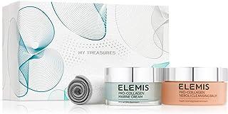 Elemis 艾丽美Pro-Collagen 骨胶原套装,海洋面霜50毫升,橙花油洁面膏105克