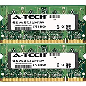 A-Tech Components 变体父 VP0000000001698AM057901 4GB KIT (2 x 2GB) (667MHz)