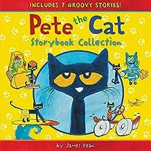 (进口原版) 皮特猫 Pete the Cat Storybook Collection: 7 Groovy Stories!