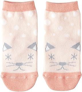 Hoppetta 动物袜子 [対象] 12ヶ月 ~ 18ヶ月 猫 11~13cm