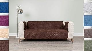 Serta | 终极防水家具保护套,Neverwet 巧克力色 Sofa 866329