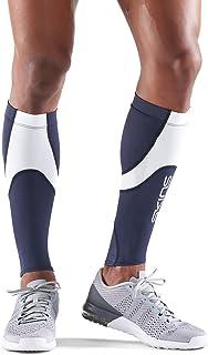 Skins 男士必备款 Mx 小腿紧身裤 - *蓝/白色,S 码