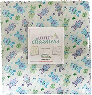 Little Charmers 10X10 套装 42 10 英寸 方形 层蛋糕 Benartex