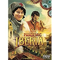 Pandemic Iberia Board Game Collectors Limited Edition Z-Man Games ZMG71120