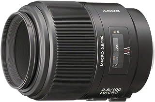Sony SAL100M28 A 支架 - 全框 100mm F2.8 Macro Prime 镜头