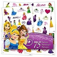 Disney Princess 纹身 - 75 种混合纹身