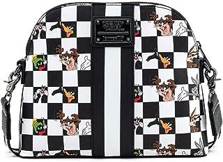 Loungefly X Looney Tune Checker 人物斜挎包